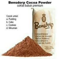 Coklat Bubuk Bensdrop / Bensdorp Chocolate Pure Untuk Puding dll
