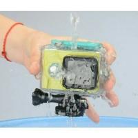 Jual Waterproof case Xiaomi YI casing kamera anti air waterproof kedalaman Murah