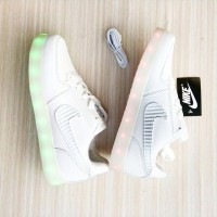 sepatu nike wanita murah LED Shoes lampu import