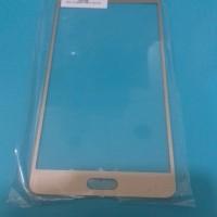 Samsung A700 A7 Gold Ori Kaca Lcd Bkn Touchscreen 903039