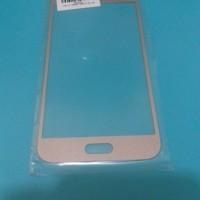 Samsung E500 E5 Gold Ori Kaca Lcd Bkn Touchscreen 903042