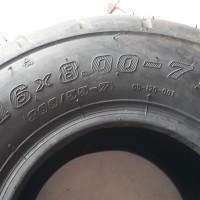 harga ban atv ukuran 16x8.00-7 on road 110cc Tokopedia.com