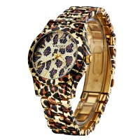 KINGSKY Fashion Quartz Stainless Strap Women Watch 30M WR - KY079-1