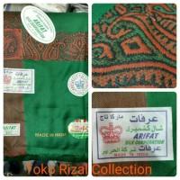 sorban hijau panjang kashmir | shawl | arifat |