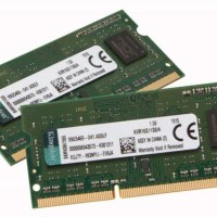 Kingston 8GB Sodimm DDR3L - Memory Ram - Laptop - KCP3L16SD8/8FR