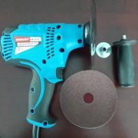mesin poles mobil M-3210 modern, mesin polisher