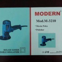 harga mesin poles mobil M-3210 modern, mesin polisher Tokopedia.com