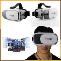 Jual 3D Virtual Reality Glasses - VR Box - Kaca Mata 3D - V.R. Box Murah