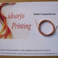 kabel teflon coaxial rg316,kabel coaxial, kabel koaksial rg316,rg316