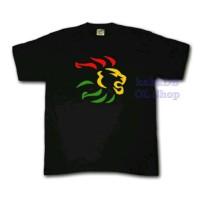 harga kaos,tshirt,baju REGGAE LION JAMAICA Tokopedia.com