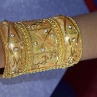 Jual Gelang India XEY Baru   Aksesoris Perhiasan Wanita Online Terba