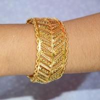 Jual Gelang India Baru   Aksesoris Perhiasan Wanita Online Terbaru M
