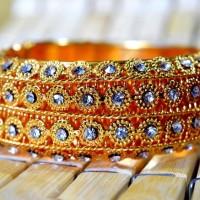 Jual Gelang India Okey Baru   Aksesoris Perhiasan Wanita Online Terb
