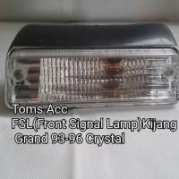 harga Sein Bumper Kristal Toyota Kijang Grand 1993-1996/Front Signal Lamp Tokopedia.com
