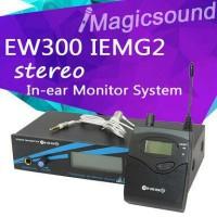 Pro Ear Monitor Sennheiser Ew 300 G2