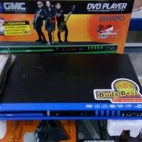 harga DVD PLAYER GMC JAGONYA BACA KASET BACAKAN. Tokopedia.com