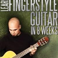 Tutorial Gitar - Learn Fingerstyle Guitar In 8 Weeks
