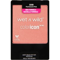 WET AND WILD COLOR ICON BLUSH PEARLESCENT PINK