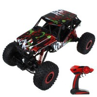 Rc Rock Crawler Hb-P1001 2,4g Scale 1:10 Rc Climbing Car Cross Country