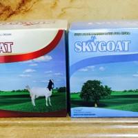 Jual Susu Kambing Etawa Skygoat ( Sky Goat) ecer per sachet Murah