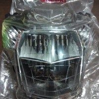 harga Reflektor Rumah Lampu Depan Komplit New Satria Fu Fi Injeksi Led Tokopedia.com