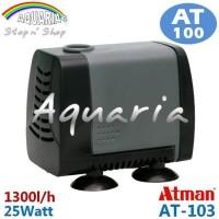 Atman Water Pump AT-103 Pompa Celup Aquarium & Kolam