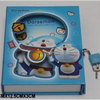 BUKU DIARY DORAEMON YH64K-B0173 A (68699025)