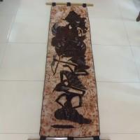 Lukisan dinding batik tulis