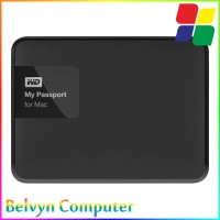 harga WD My Passport for Mac 1TB Hardisk Eksternal Portable USB 3.0 Apple Tokopedia.com