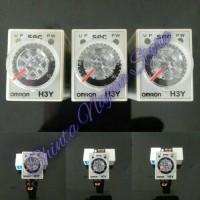 harga Omron H3y-2 Delay Timer Relay 380v ( 60 Detik ) Tokopedia.com