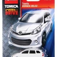 tomica cool drive toyota avanza veloz white TCD13