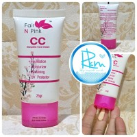 [ CC CREAM ] COMPLETE CARE CREAM FAIR N PINK ORIGINAL