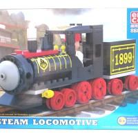 Lego Emco Brix Steam Locomotive 8668
