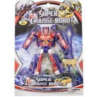 Mainan Anak Robot Transformer Optimus Prime / Super Change Robot