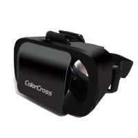 VR Box 3D Color Cross untuk game 360 dan Video/3D SBS