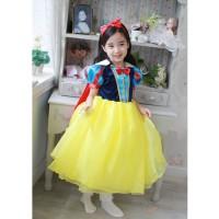 harga GA2168 PRINCESS SNOW WHITE DRESS [BAJUKIDDIE] BAJU ANAK KOSTUM ANAK Tokopedia.com