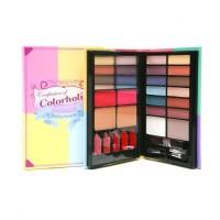 KLEANCOLOR MAKEUP PALETTE Eyeshadow Lipstick Confession Of Colorholic