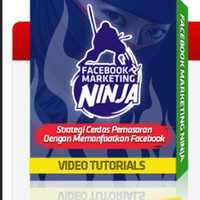 FB Marketing Ninja | Teknik jitu berjualan mengunakan facebook