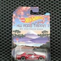 Hotwheels HW Road Trippin Nissan Skyline H/T 2000 GT-X