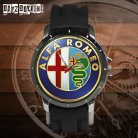 Alfa Romeo Jam Tangan Custom