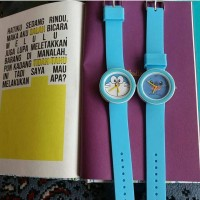 harga Jam Tangan Custom Doraemon&Stitch Tokopedia.com