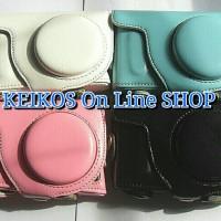 Samsung NX Mini Leather Case / Sarung Camera