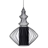 harga Wakde | lampu gantung pendant light hias wire hitam interior unik Tokopedia.com