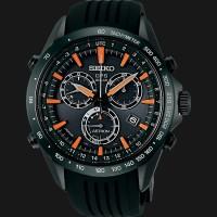 Jam Tangan Pria SSE017 - Seiko Astron GPS Solar Chronograph SSE017J1
