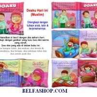 Jual Buku Bantal Kain Softbook Bayi Doaku Hari Ini Murah