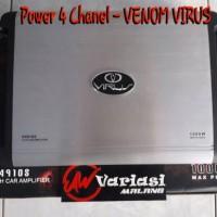 Power Venom Virus - 4 hanel