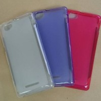 Silicon Jellycase Softcase Softjacket Sony Xperia M/C1904/C1905