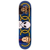 Papan Skateboard Alien Workshop The Missing Link series