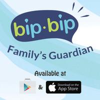 Jual Bipbip Lovely Red V.02 Watch Family's Guardian Kids GPS Tracker Murah