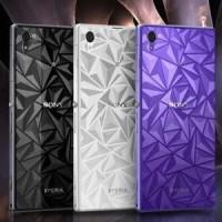 Screen Protector Film 3D Diamond Sony Xperia Z1 (Front  Berkualitas
